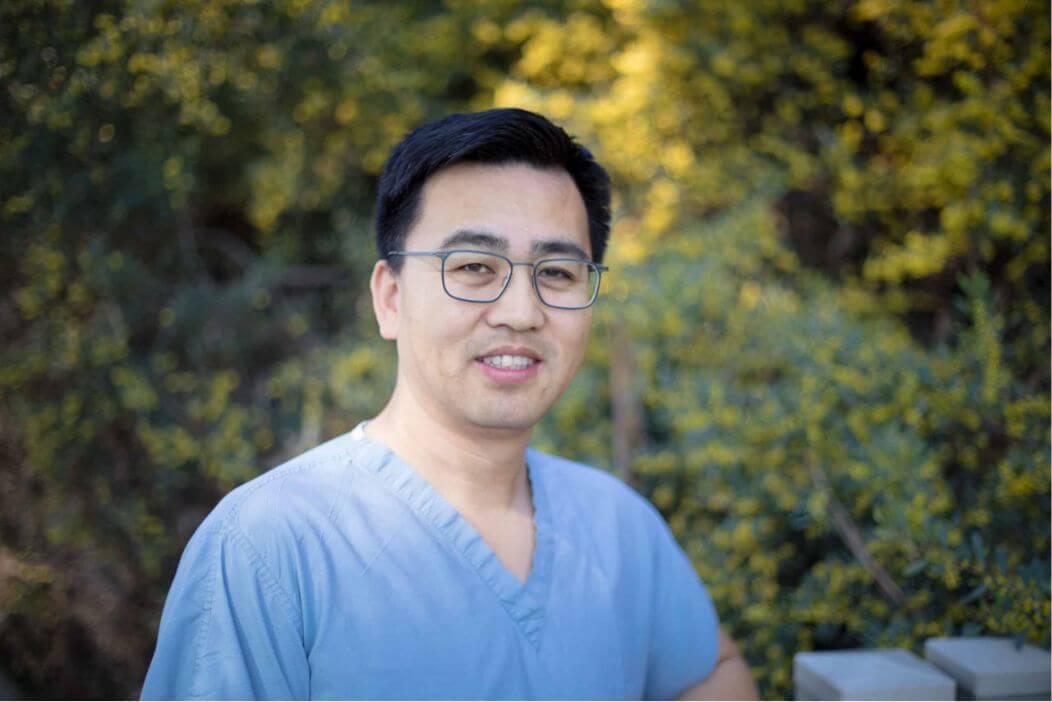 DR. SAIYUN HOU, M.D., PH.D