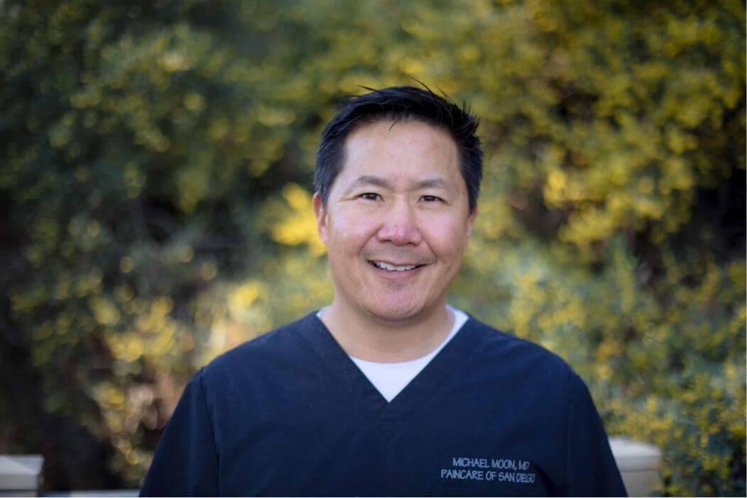 DR. MICHAEL MOON M.D.